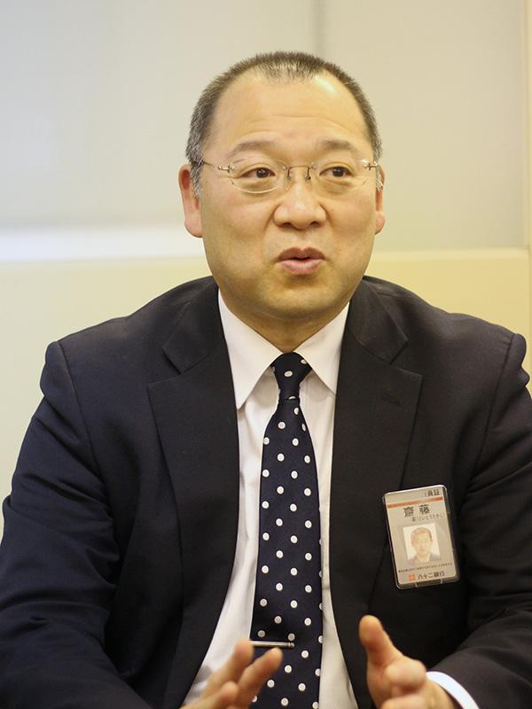 齋藤崇さん
