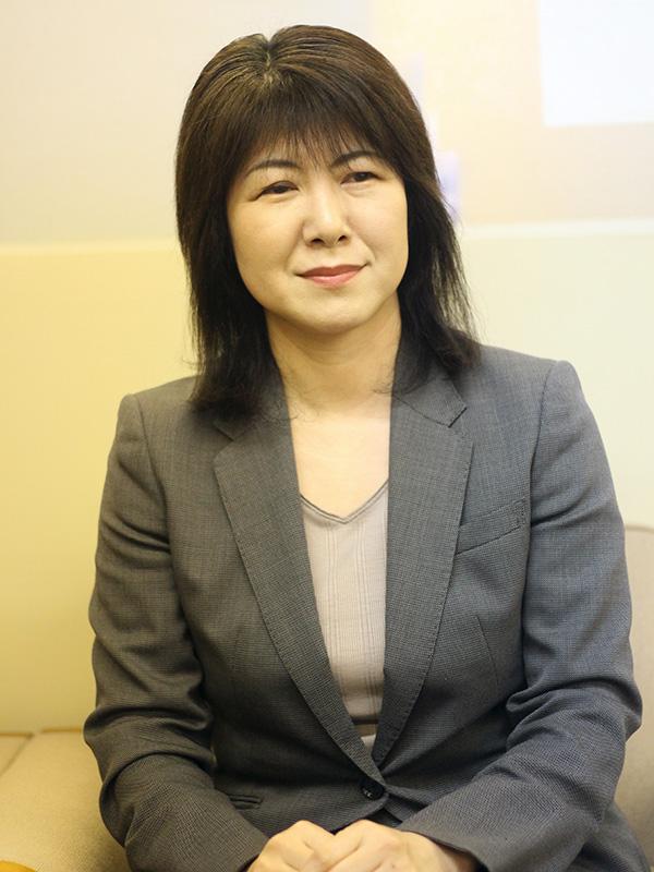 内山恵美子さん