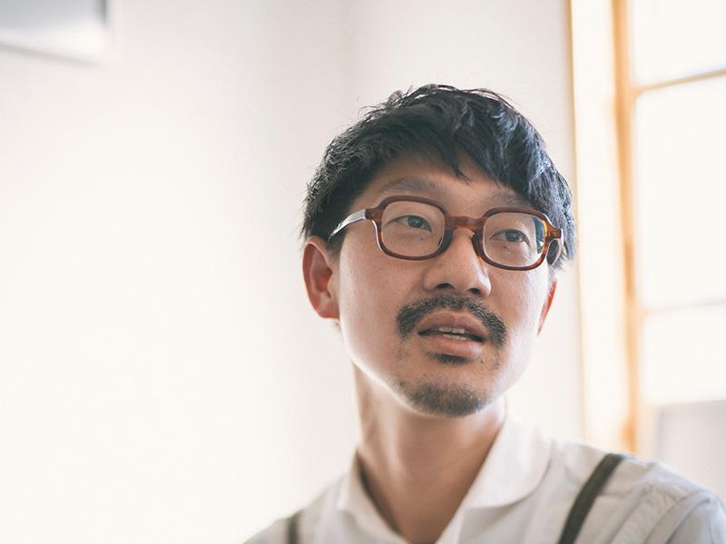 「栞日sioribi」店主・菊地徹さん