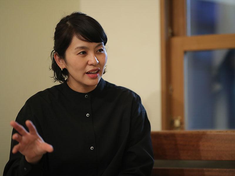 直井恵さん