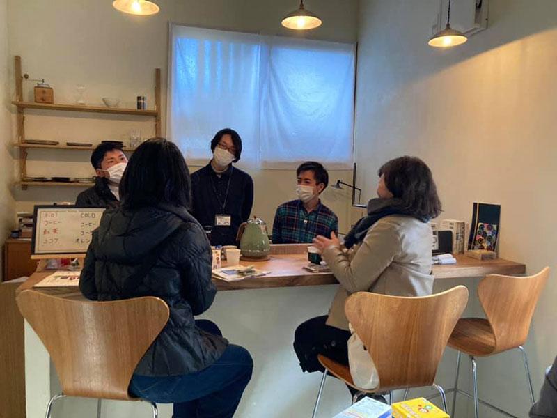 コミュニティ・カフェの様子