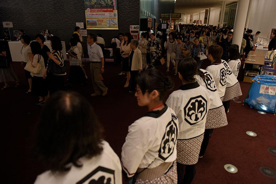 『信州・まつもと大歌舞伎』を通した市民と公共ホールの協働関係