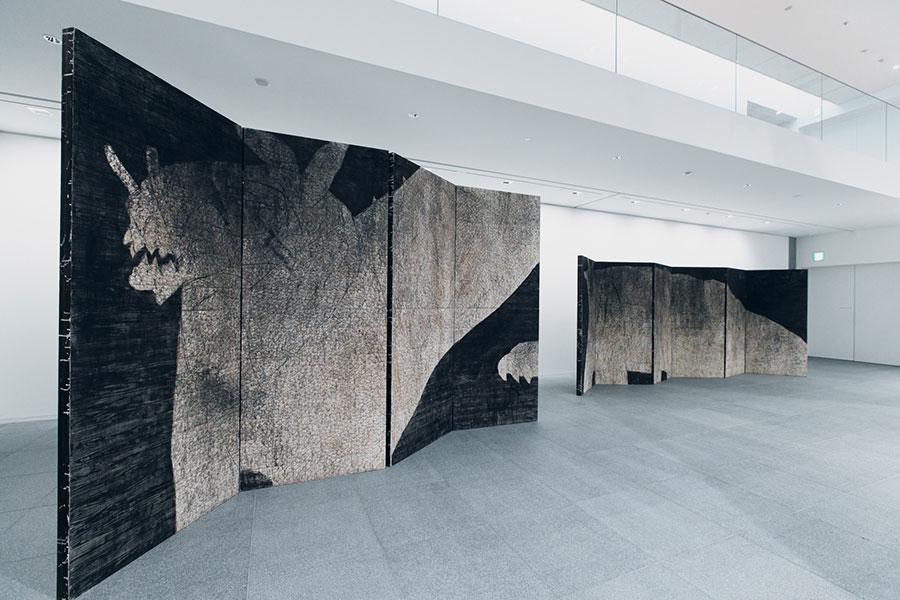 長野県立美術館、記念展『森と水と生きる』でグランドオープン
