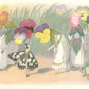 春の企画展 アルプスを愛した絵本画家 エルンスト・クライドルフ展
